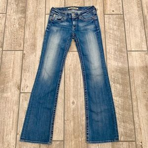Big star denim jeans